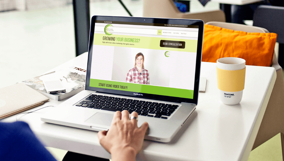 Website Launch: Green Kiwi Productions