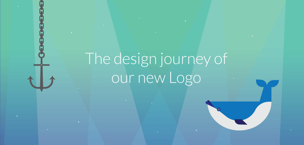 The Design journey of our new Logo